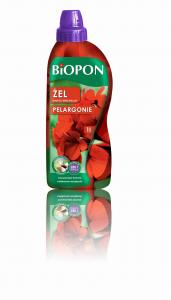 BIOPON Nawóz żel do pelargonii 1L