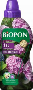 BIOPON Nawóz żel do hortensji 0,5L