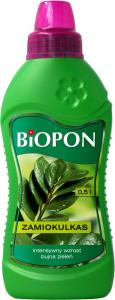 BIOPON Nawóz do zamiokulkasa 0,5L
