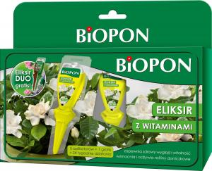 BIOPON Eliksir z witaminami 5x35ml + 1x35ml DUO