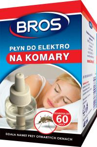 BROS Płyn do elektro na komary 60 nocy