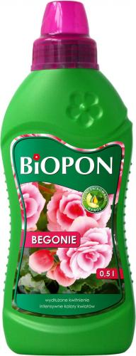 BIOPON Nawóz do begonii 0,5L