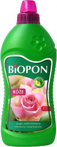 BIOPON Nawóz do róż 1L