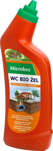 BROS Bio Żel Microbec WC 750ml